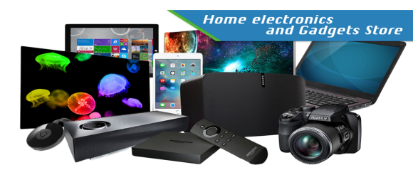 Home Electronics & Gadget Store